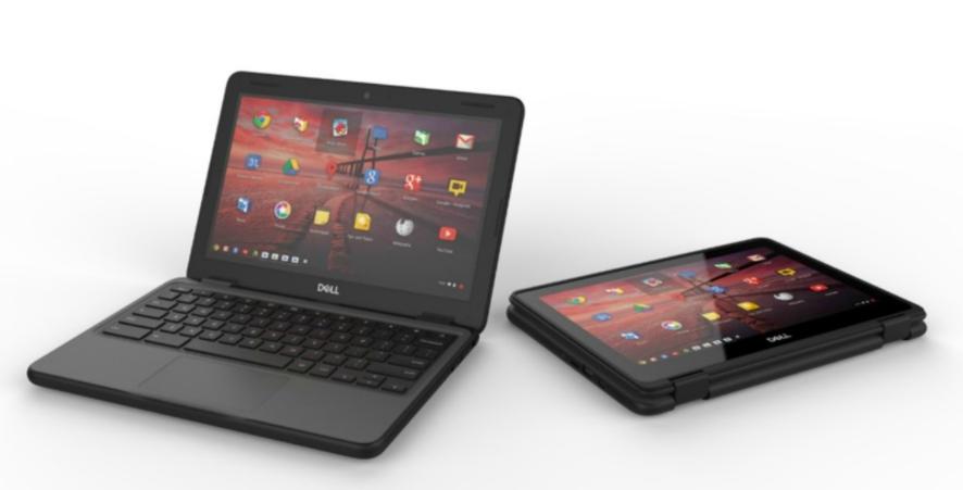 Dell Chromebook 5190/ fot. Dell