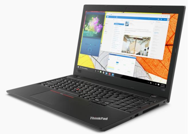 Lenovo ThinkPad L580/ fot. Lenovo