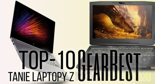 laptop gearbest 2018
