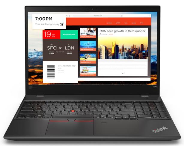 Lenovo ThinkPad T580/ fot. Lenovo