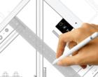 Apple Pencil z większą liczbą gestów i wbudowanym aparatem