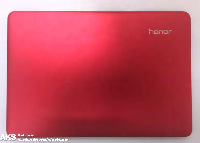 Laptop Honor/ fot. SlashLeaks