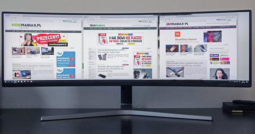 Samsung CHG90 / fot. techManiaK.pl