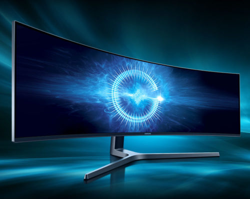 Samsung CHG90 / fot. Samsung