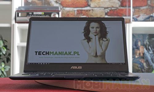 ASUS ZenBook UX331UN / fot. mobiManiaK.pl