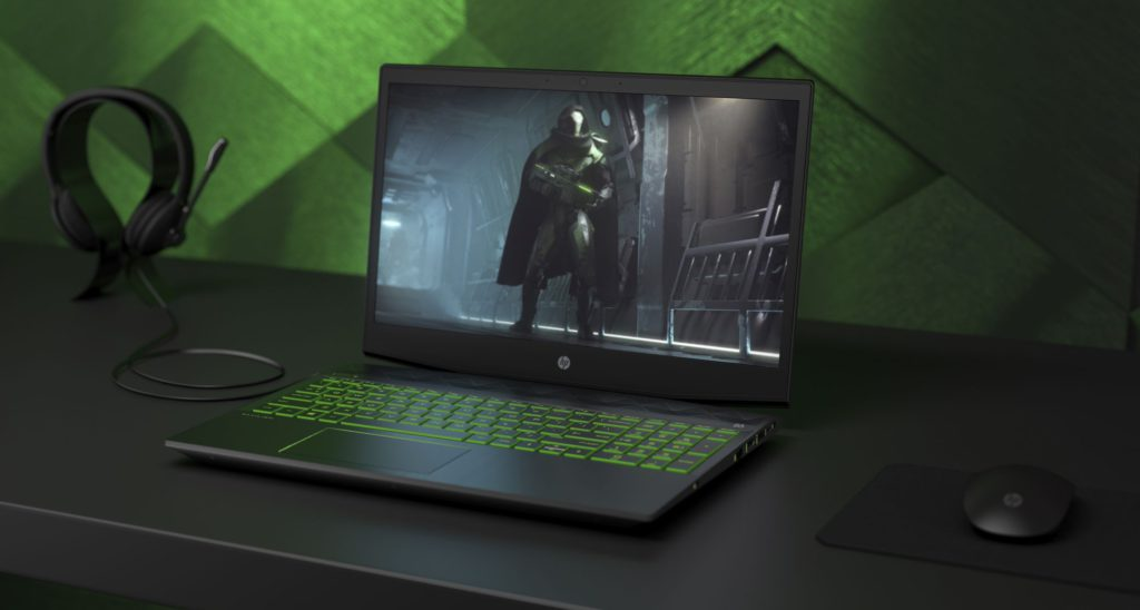 HP Pavilion Gaming Laptop_Lifestyle1