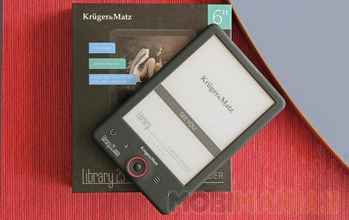 Kruger&Matz Library 2S / fot. techManiaK.pl