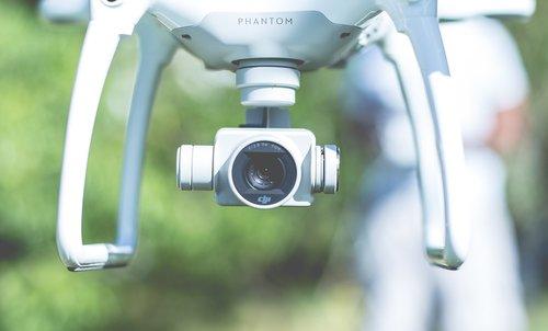 DJI Phantom kamera / Foto: Pixbay