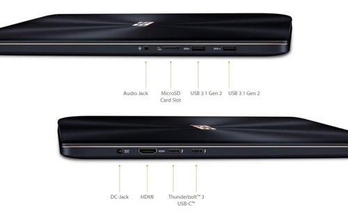 Asus ZenBook Pro 15 UX550GD / Foto: Asus