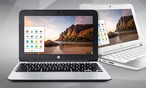 HP Chromebook 11 / Foto: HP