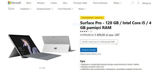 Surface Pro / Foto: Microsoft Store