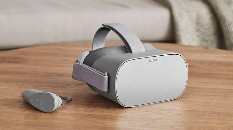 Oculus Rift Go / Foto: Oculus Rift