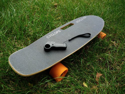 Goclever City Board Cyclops / fot. mobiManiaK