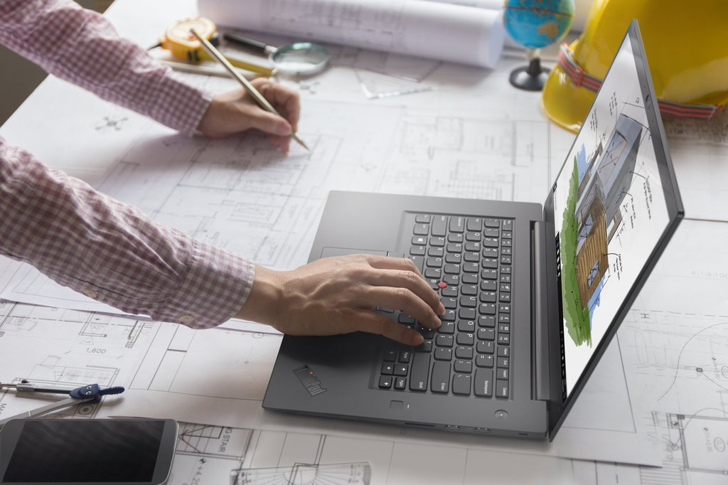 Lenovo Thinkpad X1 Extreme / fot. materiały prasowe