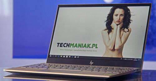 HP ENVY 13 (2018) / fot. techManiaK.pl