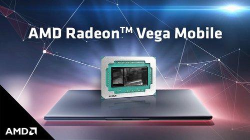 AMD Radeon Vega Mobile Pro/fot. materiały prasowe