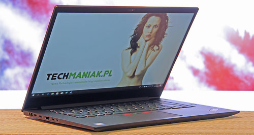 Lenovo ThinkPad P1/fot. mobiManiaK.pl