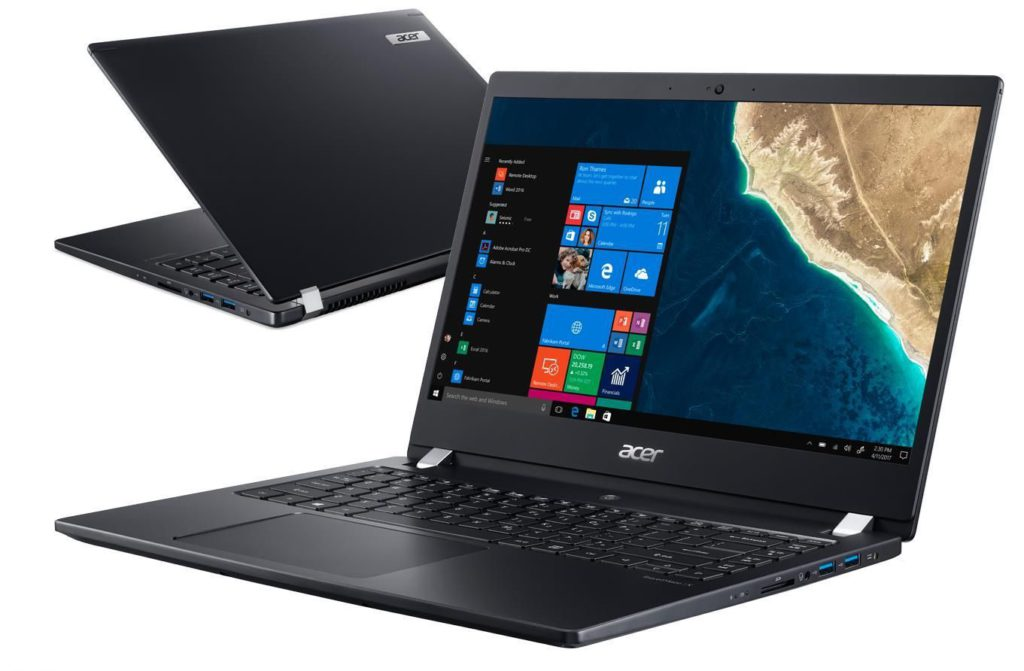 Acer TravelMate X3/fot. Acer