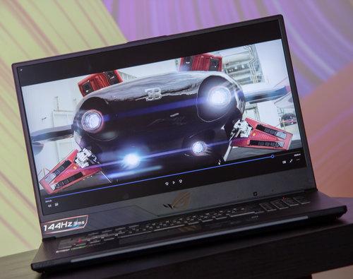 ASUS ROG Strix II (GL704G) / fot. techManiaK.pl