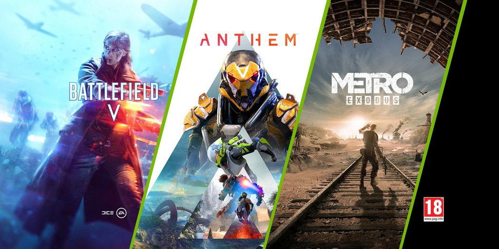 "NVIDIA: promocja ""Potrójne uderzenie"" / fot. NVIDIA"