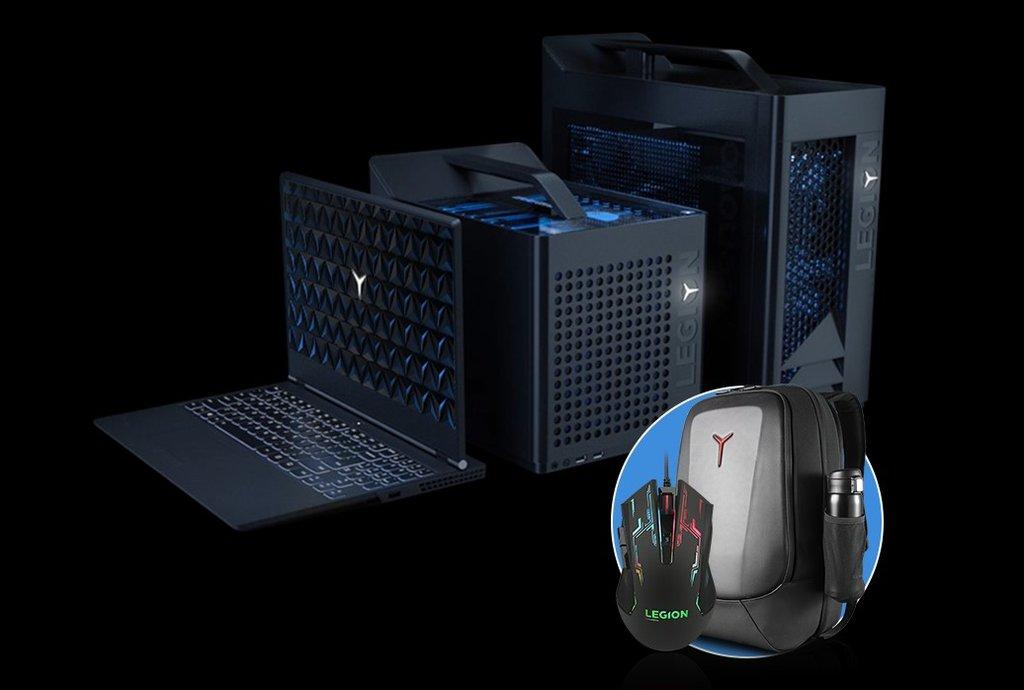 Promocja Lenovo Legion / fot. Lenovo