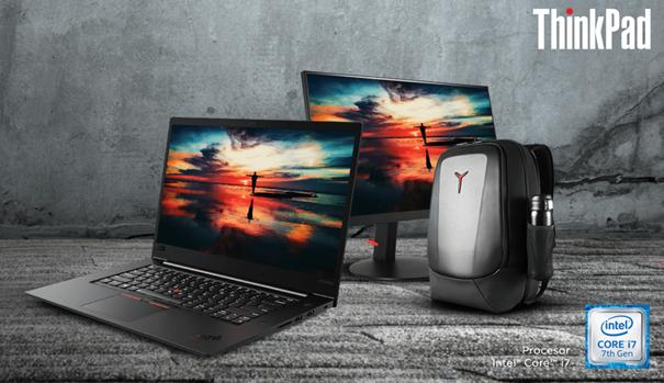 ThinkPad X1 Extreme-promocja / fot. Lenovo