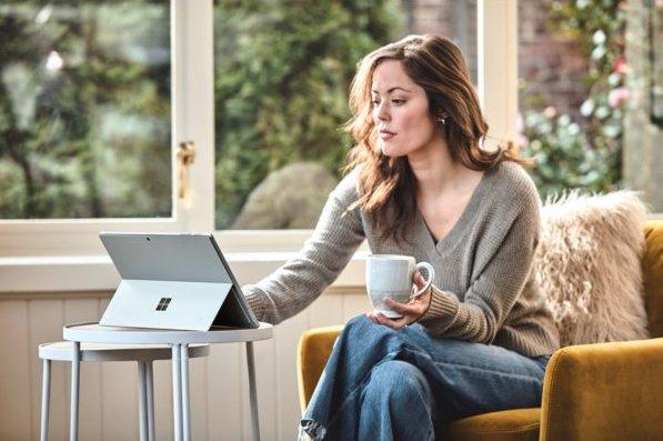 Microsoft Surface Pro 6 / fot. Microsoft