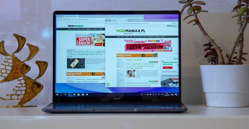 Huawei Matebook 13 / fot. techManiaK.pl