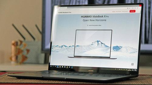 Huawei MateBook X Pro / fot. mobiManiaK.pl