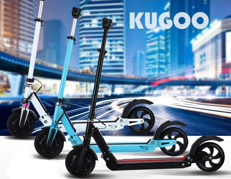 KUGOO S1 / fot. KUGOO