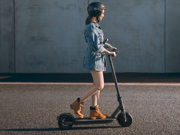 Mijia Electric Scooter Pro / fot. Xiaomi