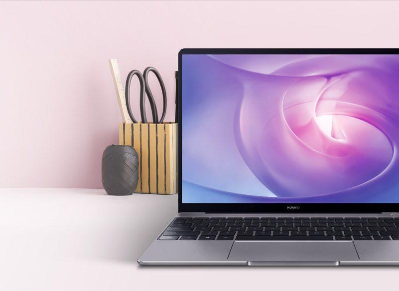 X-kom promocja w aplikacji na laptopy Huawei / fot. X-kom