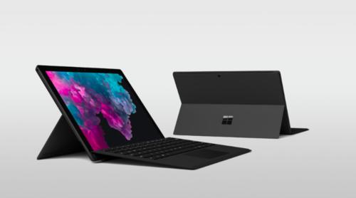 Surface Pro 6 / fot Microsoft