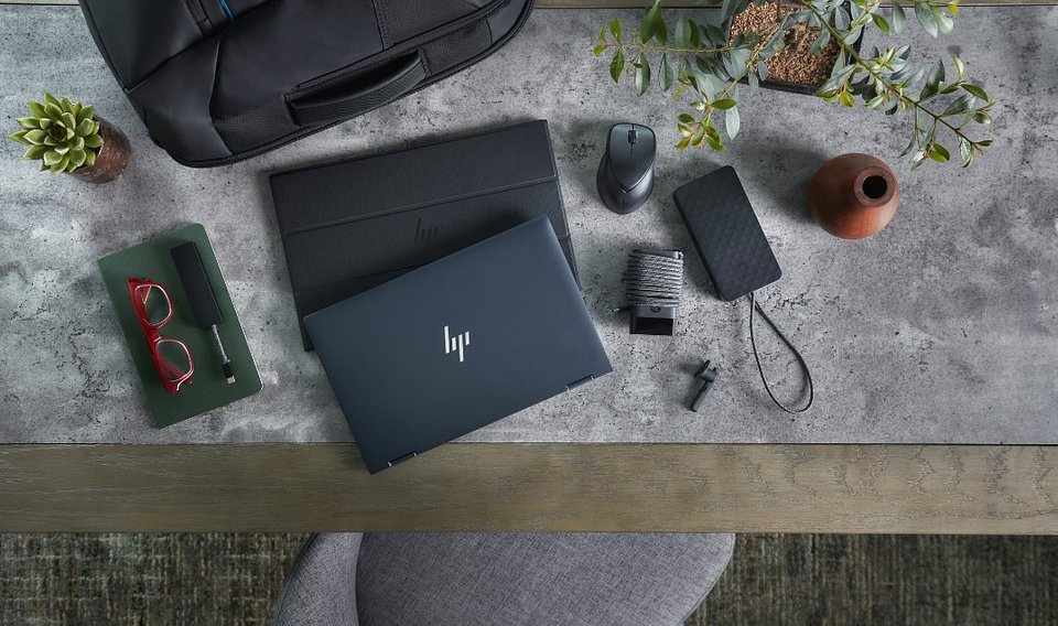 HP Elite Dragonfly / fot. HP