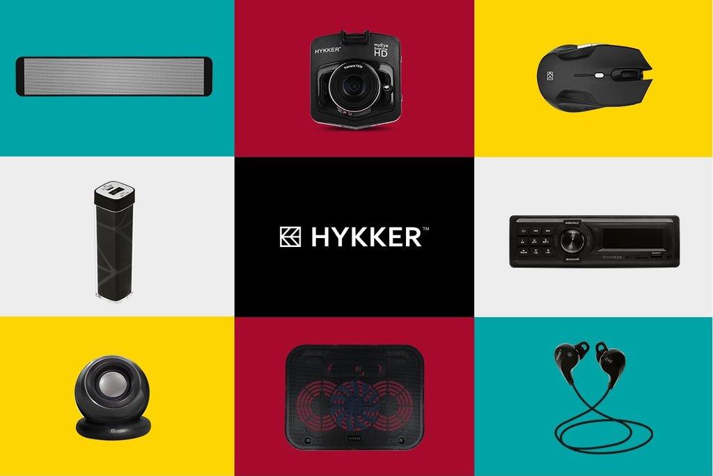 Hykker: elektronika użytkowa / fot. Hykker