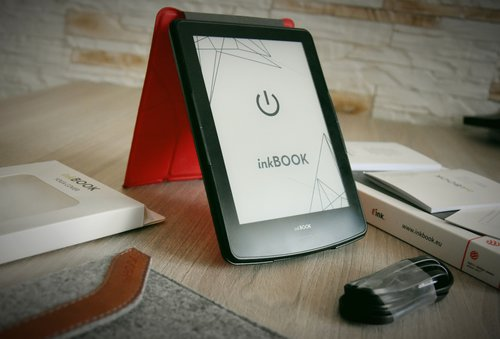 inkBOOK Prime HD gł / fot. techManiaK