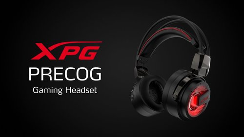 XPG PRECOG Gaming Headset / fot. XPG