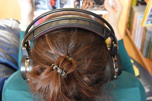 XPG PRECOG : widok na głowie / fot. techManiaK