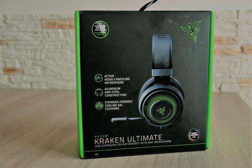 Razer Kraken Ultimate: opakowanie / fot. techManiaK