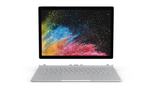 Surface Book 2 15 cali / fot. Microsoft