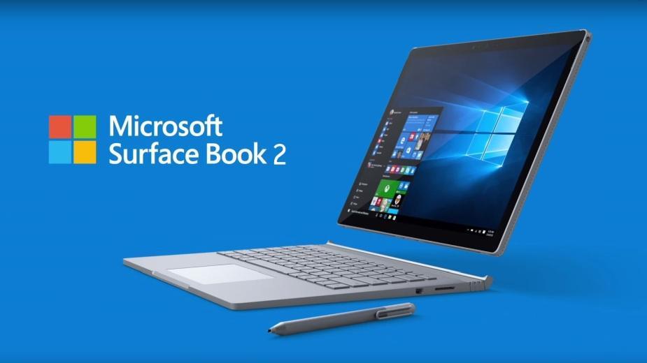 Surface Book 2 / fot. Microsoft
