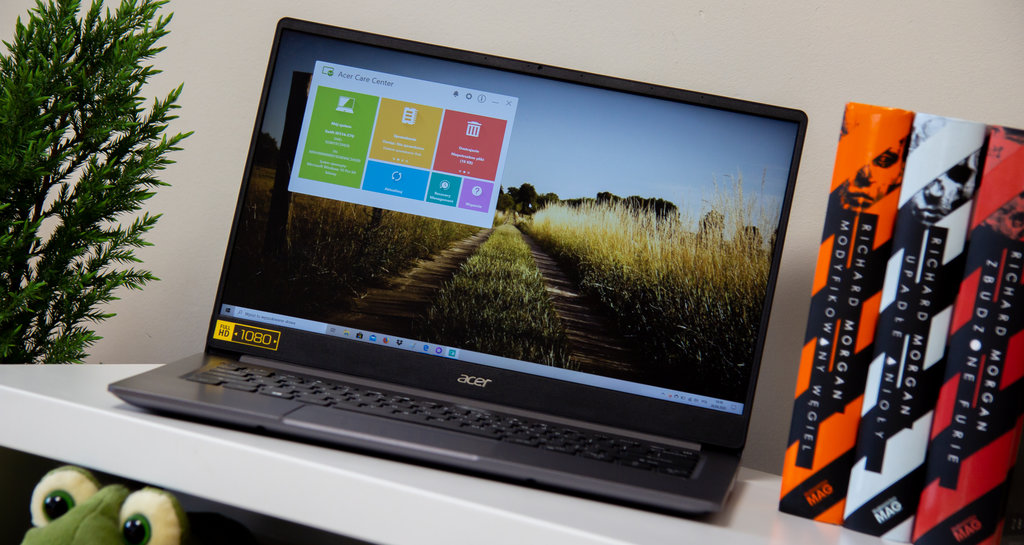 Acer Swift 3 / fot. techManiaK.pl