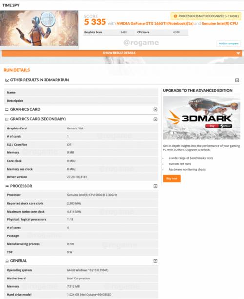 fot. 3DMark