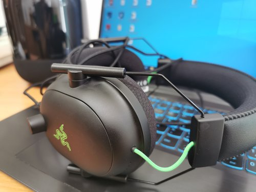 Razer BlackShark V2 / fot. techManiaK