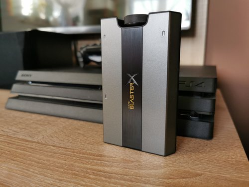 Creative Sound Blaster X G6 / fot. techManiaK
