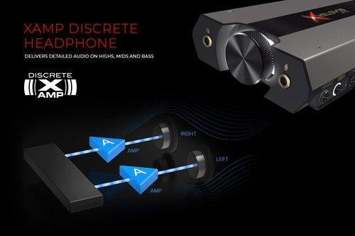 Creative Sound Blaster X G6 / fot. Creative