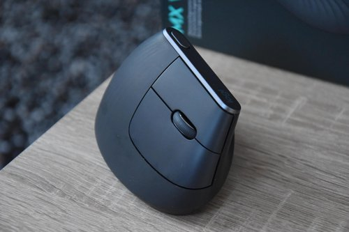 Logitech MX Vertical / fot. techManiaK