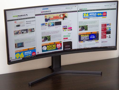 Xiaomi Mi Curved Gaming Monitor 34 / fot. techManiaK.pl