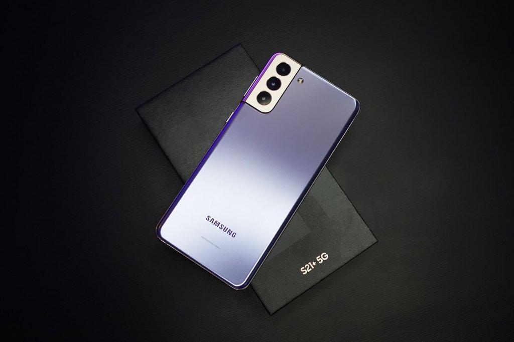 fot. Samsung Galaxy S21 / unsplash.com - mat. partnera