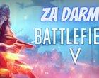 Co za niespodzianka! Battlefield V za darmo